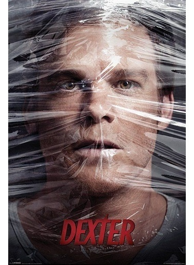 Pyramid International Maxi Poster Dexter Shrinkwra Renkli